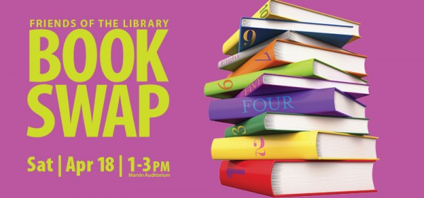 Book Swap web marquee