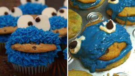 Cake Fail Nailed It