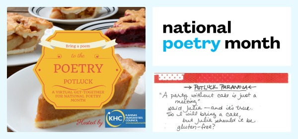 poetry potluck featured image
