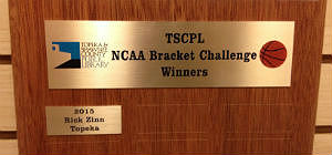 Bracket Challenge Plaque - featured image
