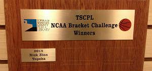 Bracket Challenge Plaque - featured image