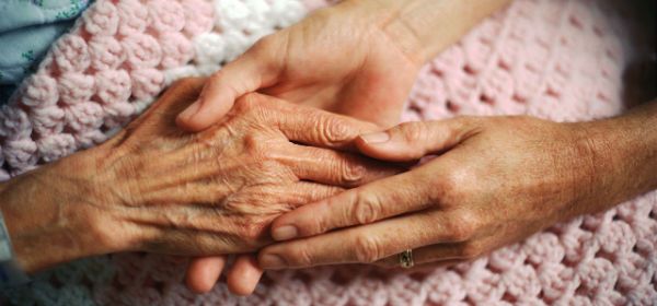 Caregiver Hands - featured pic