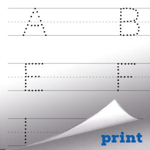 letteringbutton