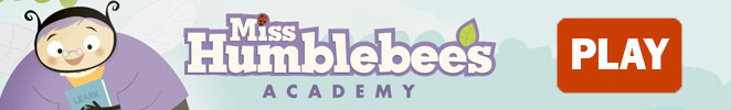 Miss Humblebee's Academy Play button