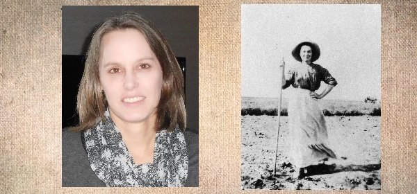 Denise and her grandmother featured