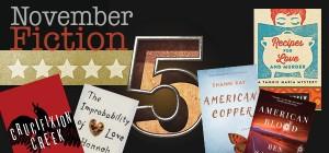 Fiction Five Header Oct 27