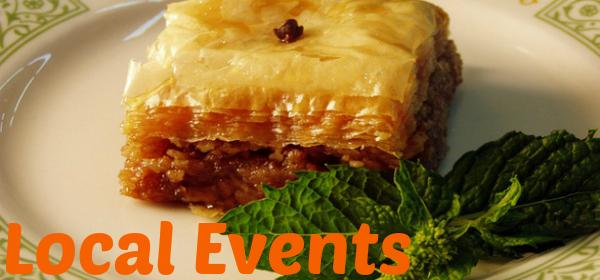local events baklava