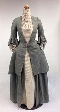 tweed jacket dress