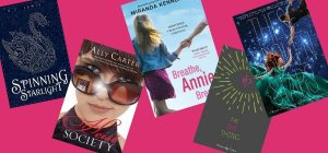 hoopla teen books