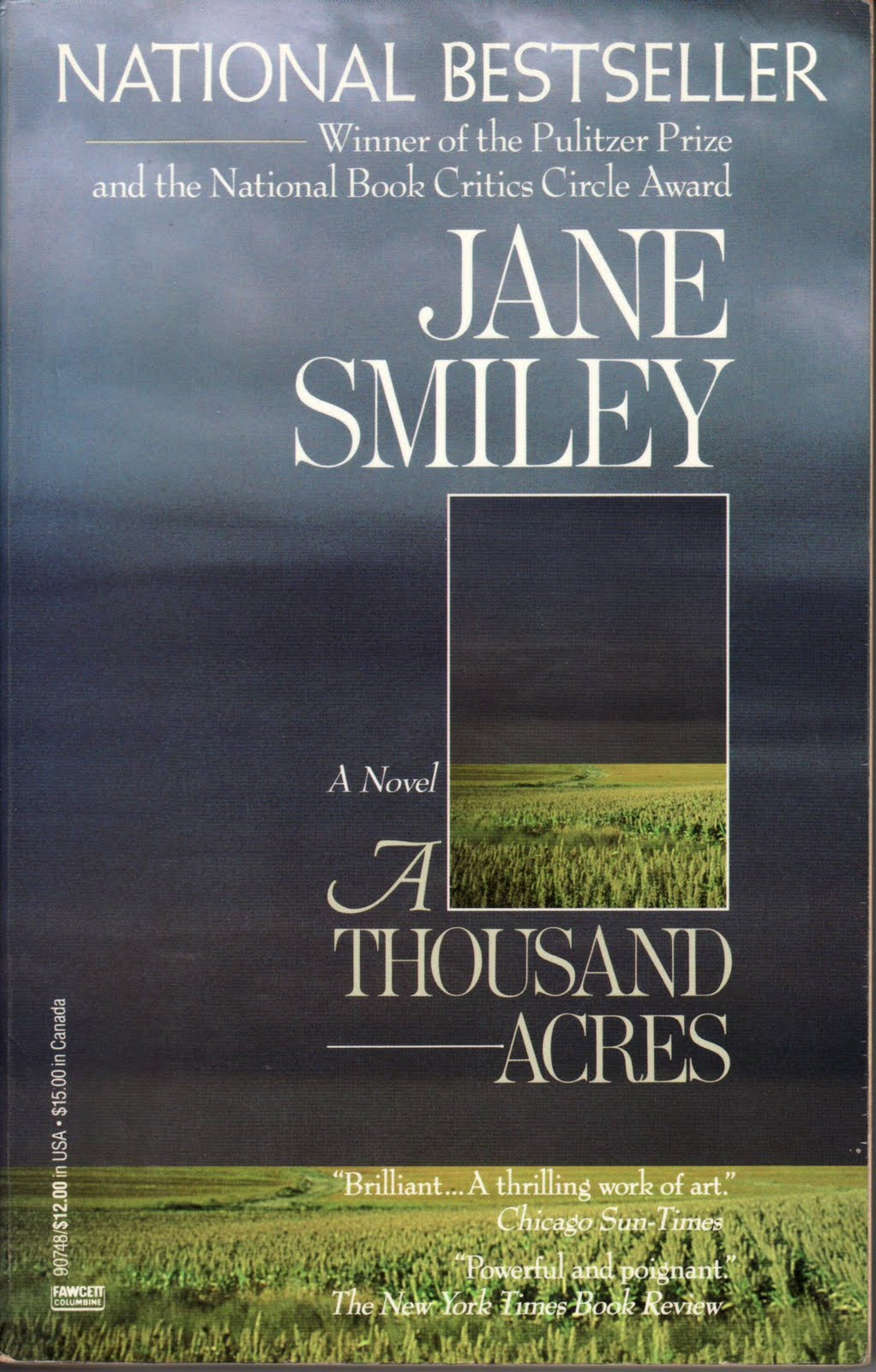 the similarity of larry cook to king lear in a thousand acres a novel by jane smiley A thousand acres is not only a modern-day retelling of the king lear story, it is a rethinking of the story as well each of the major characters in the novel corresponds to a character from the .