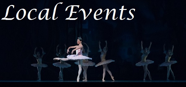 local events ballet