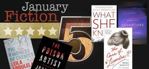 Fiction Five Header January 2016