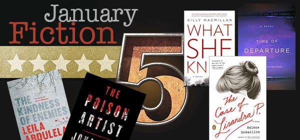 Fiction Five Header January 2016