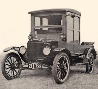 Ford car 1920