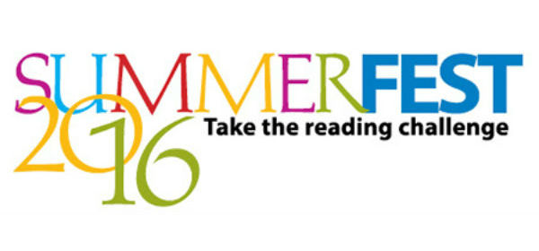 Summerfest 2016: Take the reading challenge.
