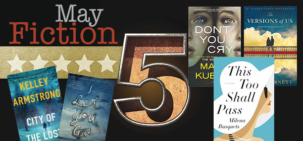 Five books in May