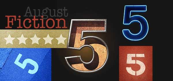 Fiction Five Header