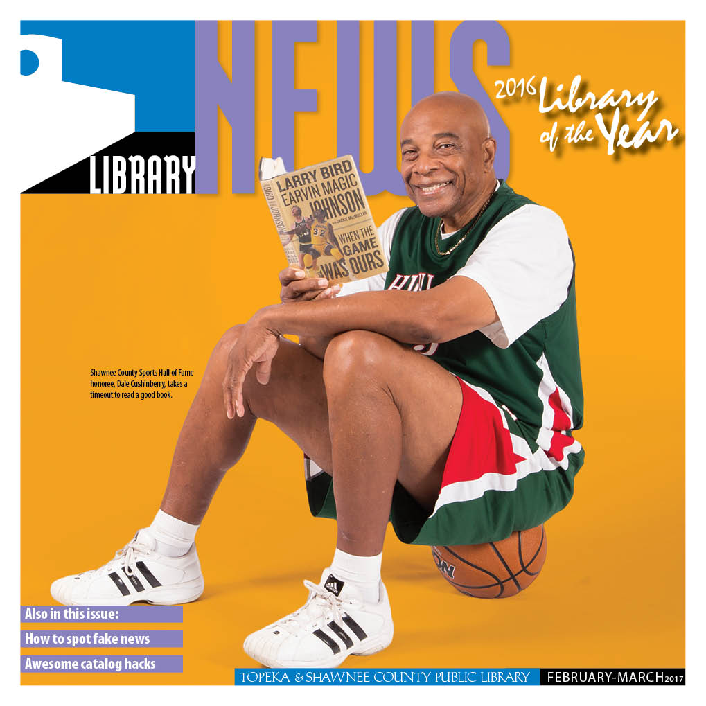 cover of Library News