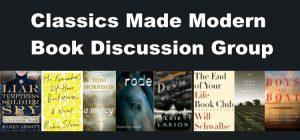 Classics Made Modern book covers