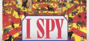 I spy book cover