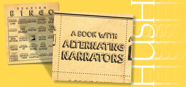 A Book With Alternating Narrators