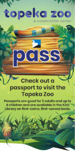 Topeka zoo passport
