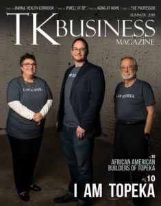 TK Business magazine cover