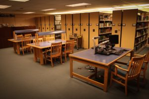 Genealogy Research Room