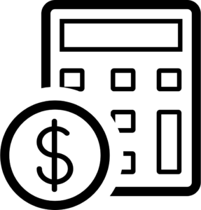 computer icons budget