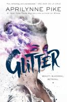 book cover of book titled glitter