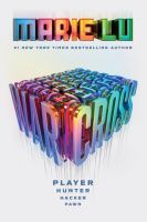 book cover of book titles warcross