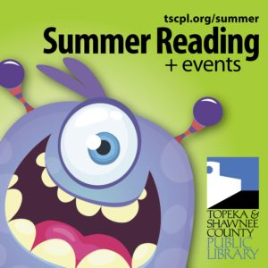 Facebook image Summer reading and events