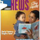 April-May 2019 Library News Cover