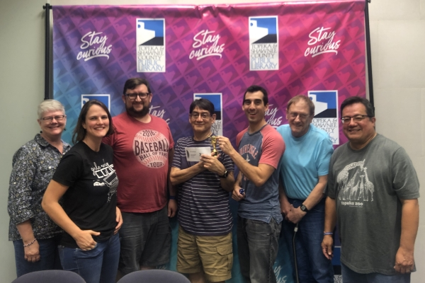 Friday July 26, 2019 trivia winners