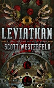 Cover of Leviathan by Scott Westerfield