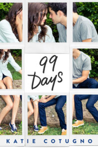 book cover of 99 days