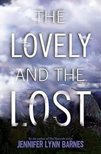 book cover of the lovely and the lost