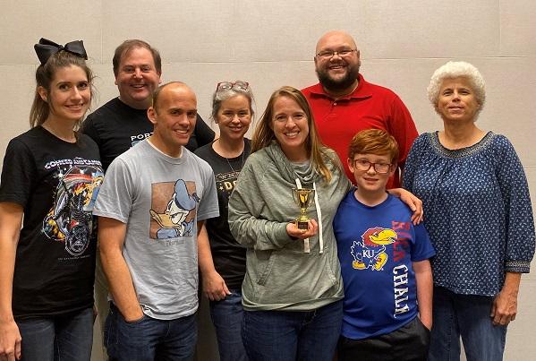 Saturday Saturday, September 28, 2019 trivia winners