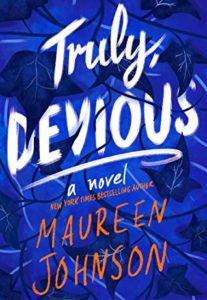 book cover of truly devious