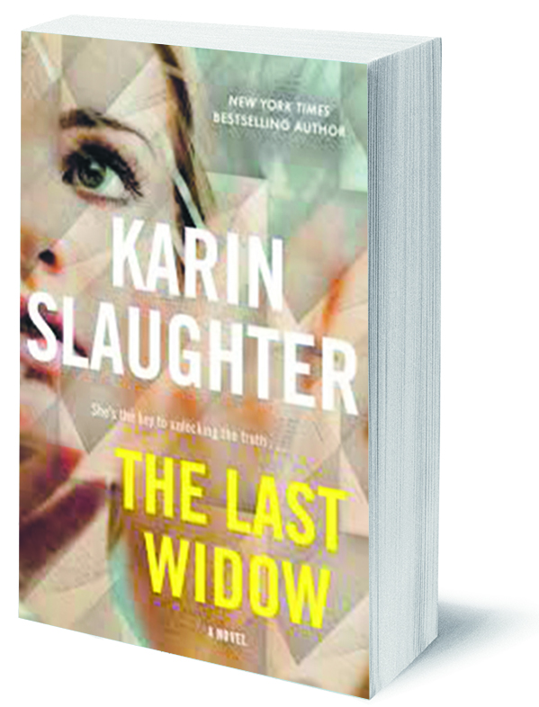 book cover The Last Widow