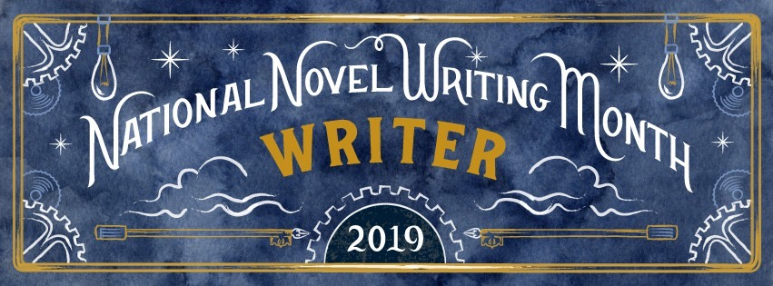National Novel Writing Month Writer
