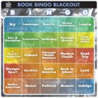 2020 Book Bingo Card from Unruly Reader
