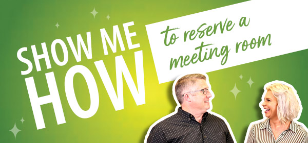 How To Reserve a Meeting Room