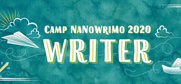 CAMP NANOWRIMO 2020 Writer