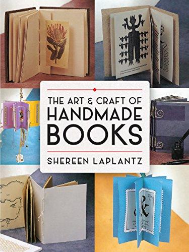 Book cover -The Art & Craft of Handmade Books