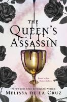 book cover of the queen's assassin