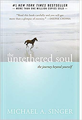 Book cover Untethered Soul