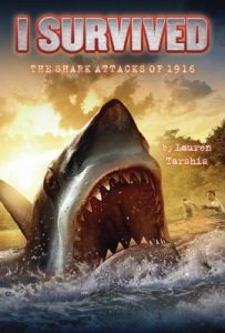 I Survived the Shark Attacks of 1916 book cover