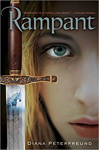Rampant (Killer Unicorns, Book 1)