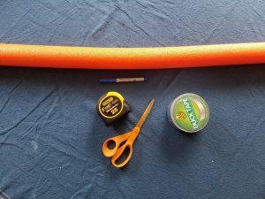 pool noodle saber supplies